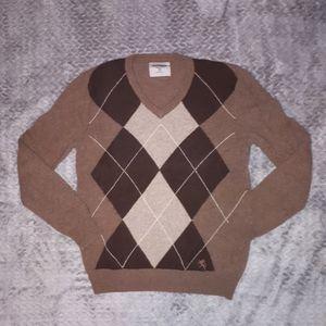 Express lamb wool men sweaters size L.
